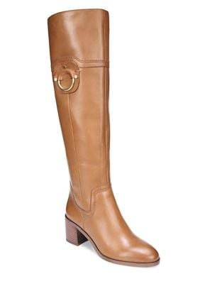 Beckford Leather Tall Boots by Franco Sarto