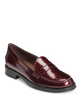 Pushups Patent Leather Loafers by Aerosoles