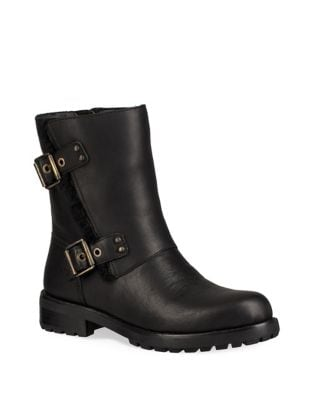 Niels Leather Boot by UGG