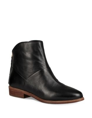 Bruno Leather Booties by UGG