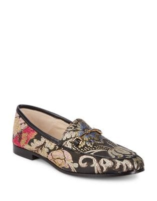 Loraine Textile Loafers by Sam Edelman