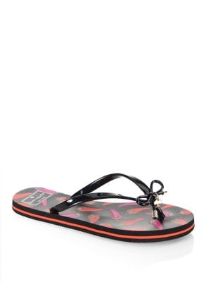 Nova Rubber Flip Flops by Kate Spade New York