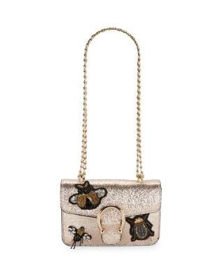 Metallic Shoulder Bag...
