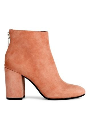 Caylee Suede Booties by Kenneth Cole New York