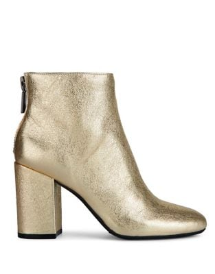 Caylee Leather Booties by Kenneth Cole New York
