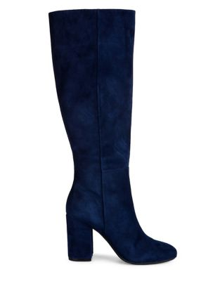 Clarissa Knee-High Suede Boots by Kenneth Cole New York