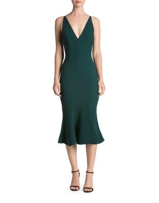 Sleeveless Bodycon Dress by Dress The Population
