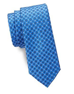 Boy's Narrow Silk Tie...
