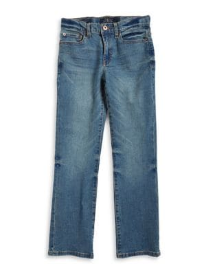 Boy's Straight Jeans...