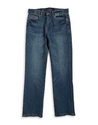 Boy's Classic Straight Jeans 500087438634