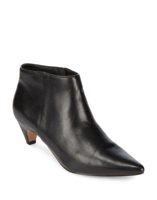 Dante Leather Booties by Splendid