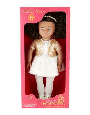 Holiday Haven Doll @...