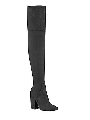 94d52e1120d Kendall + Kylie - Bali Microsuede Tall Boots - lordandtaylor.com