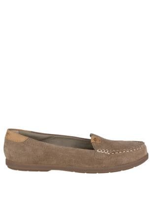 Coilmia Suede Loafers by Sperry