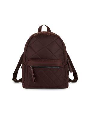 Motivator Quilted Backpack...