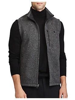 f37f0199baf92 Men's Vests: Sweaters, Down Vests & More   Lord & Taylor