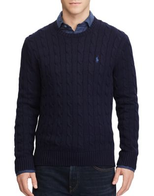 Polo Ralph Lauren CABLE KNIT PULLOVER