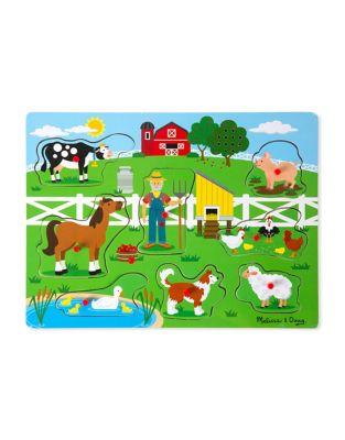 Old MacDonald's Farm Sound Puzzle 500087472764