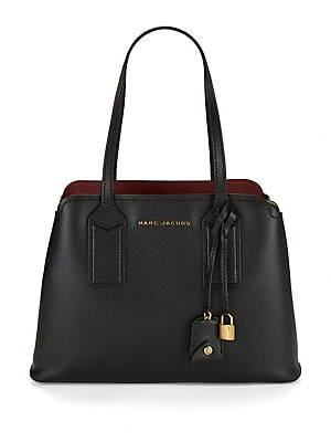 53e8b272bd58 Marc Jacobs - The Editor Leather Tote - lordandtaylor.com