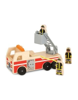 Fire Truck Toy @...