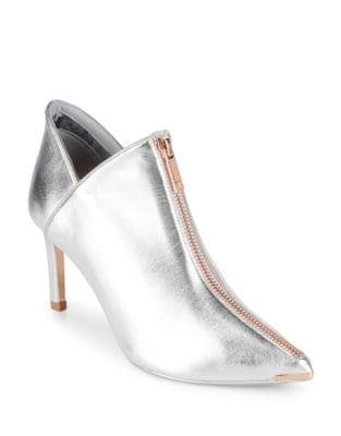 Millae Leather Booties by Ted Baker London
