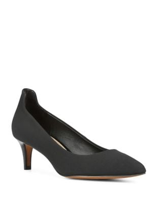 Bari Crepe Pump by Donald J Pliner