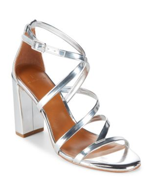 Luna Cage Sandals by H Halston