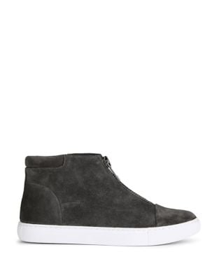 Kayla Suede High Top Sneakers by Kenneth Cole New York