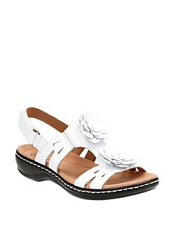 d5e6b2cbb8d3 Product image. QUICK VIEW. Clarks. Leisa Claytin Leather Sandals
