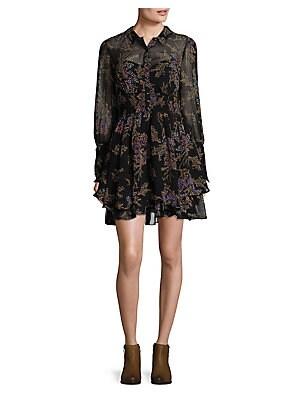ca0d64aa414f9f Free People - Fake Pretend Mini Dress - lordandtaylor.com