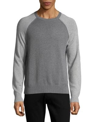Long Raglan Sleeve Sweater...