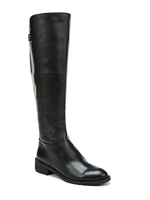 9f9bf3e8a73b Franco Sarto - Brindley Wide Calf Leather Tall Boots - lordandtaylor.com