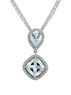 Cubic Zirconia and Sterline...