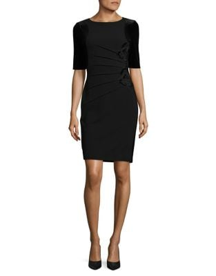 Short Sleeve Dress by Ivanka Trump