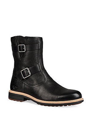 757941b606e Ugg - Men's Butte Sheepskin Leather Boots - lordandtaylor.com