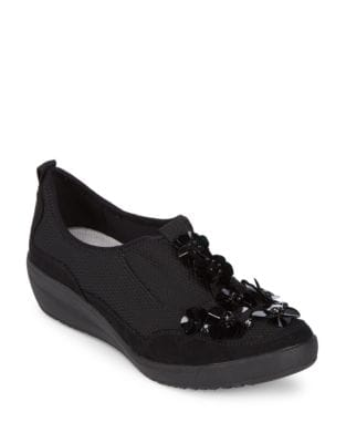 Yael Slip-On Sneakers by Anne Klein