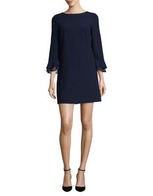 Lace Mini Dress by Tahari Arthur S. Levine