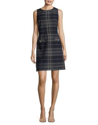 Sheath Dress by Badgley Mischka Platinum