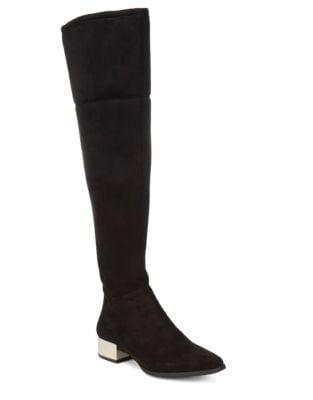 Kimmie Knee-High Boots by Anne Klein