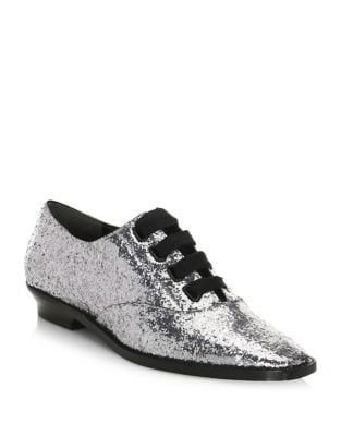 Brittany Glitter Oxfords...