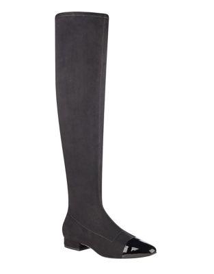 Alie Cap Toe Boots by Ivanka Trump