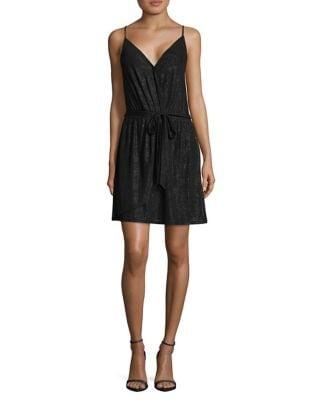Photo of Spaghetti Mini Dress by BCBGeneration - shop BCBGeneration dresses sales