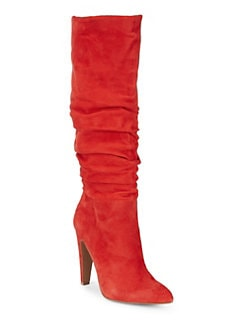 7b7709ee694 QUICK VIEW. Steve Madden. Carrie Leather Stiletto Boots