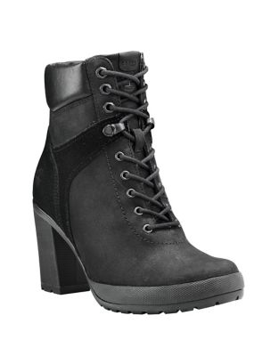 Candale Nubuck Booties by Timberland