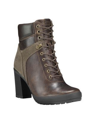 Camdale Leather Booties by Timberland
