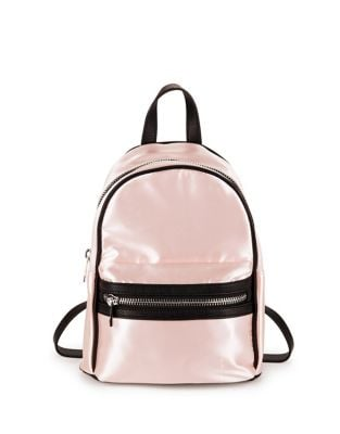 Classic Satin Backpack...