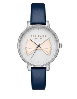 Ted Baker BROOK BOW STAINLESS STEEL STRAP WATCH