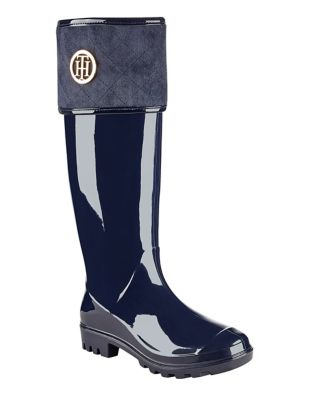 Classic Rain Boots by Tommy Hilfiger