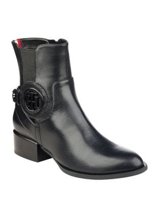 Mavrick Booties by Tommy Hilfiger