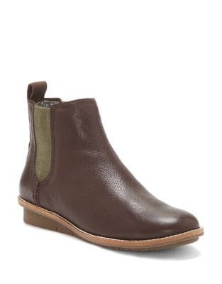 Waide Leather Bootie by Ed Ellen Degeneres